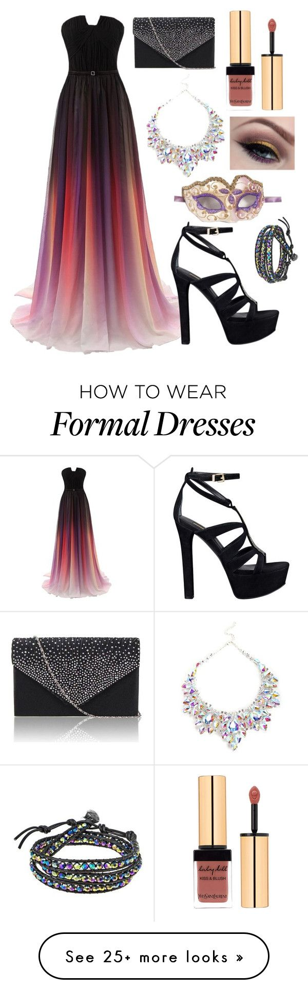 masquerade ball by winternightfrostbite on Polyvore featuring GUESS, AeraVida, Masquerade, women's clothing, women, female, woman, misses and juniors