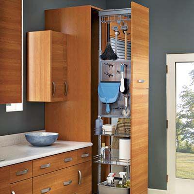 More Kitchen and Bath Space Savers   Pinterest   Google und Häuschen