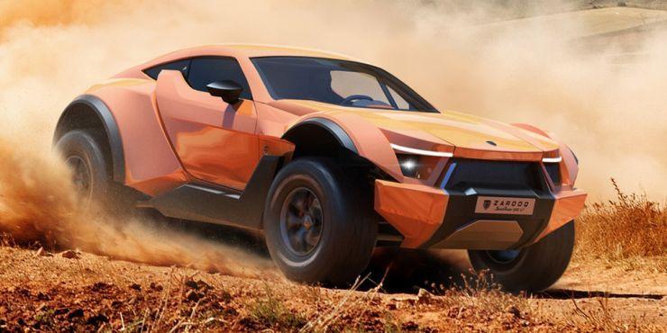 Zarooq SandRacer 500 GT: El SUV definitivo