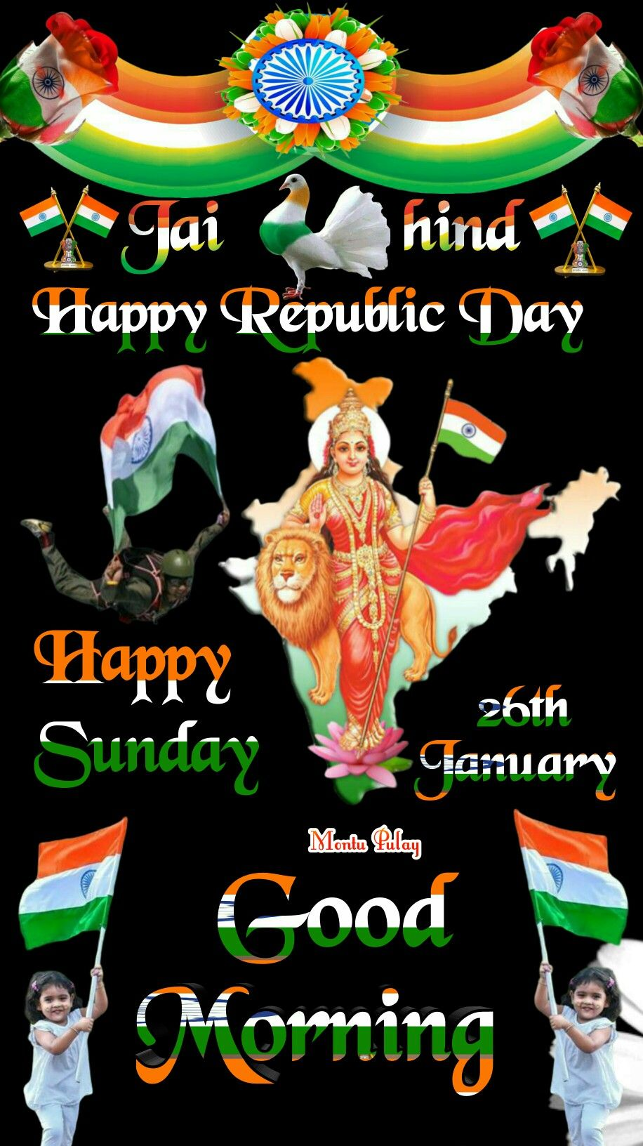 Good Morning Republic Day Comic Book Cover Comic Books Gif good morning happy republic day
