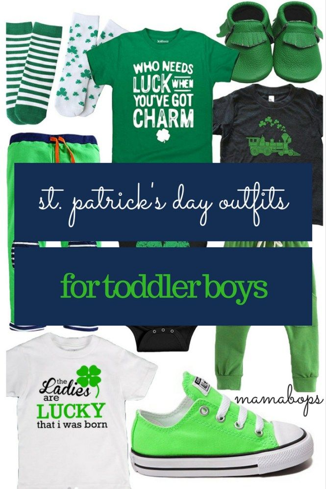 cbd9903d37e2 St. Patrick's Day Outfits for Toddler Boys! Keep your little guy pinch-free  this St. Paddy's Day with this curated list of St. Patrick's Day outfits  for ...
