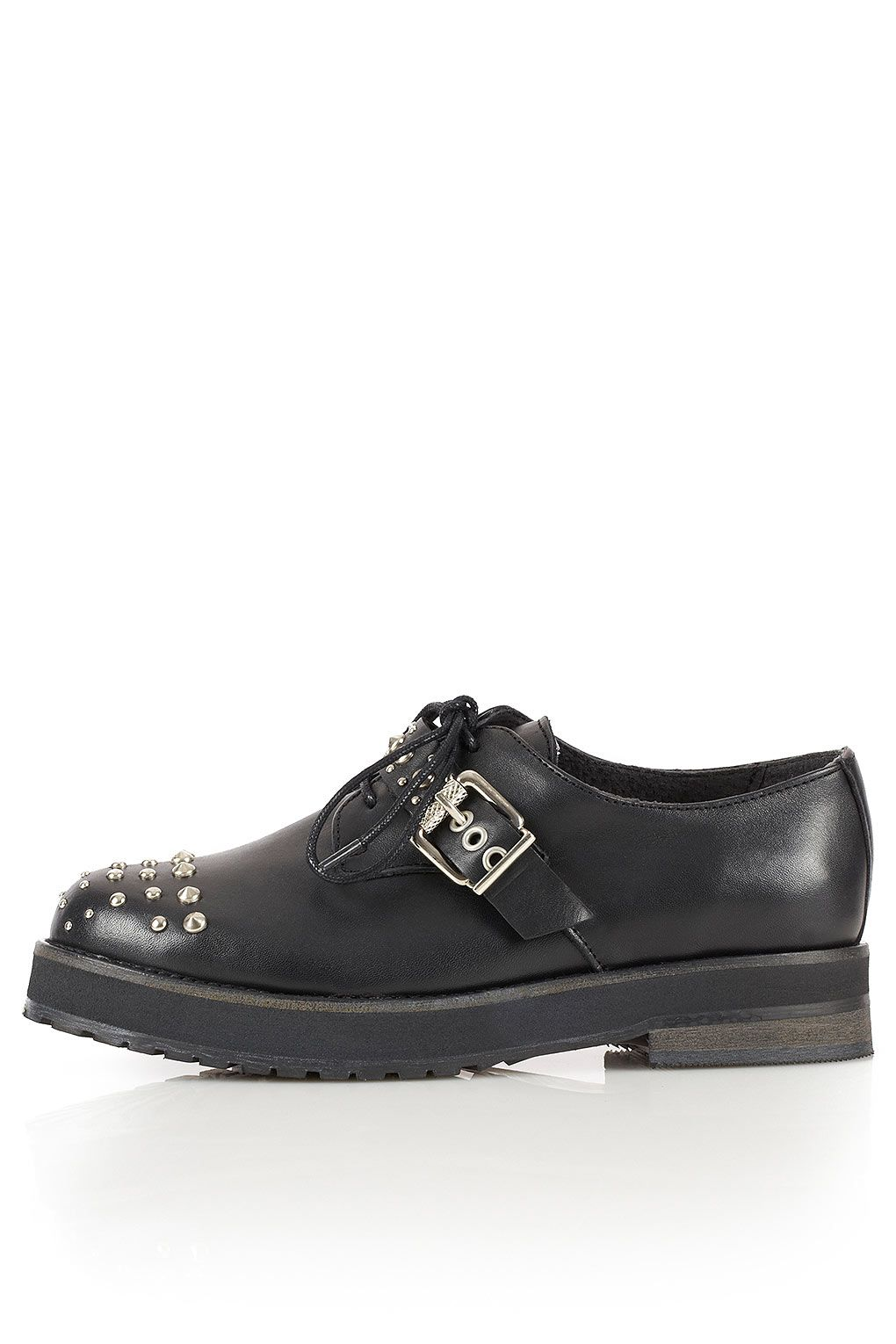 Kaos Studded Heavy Creepers Topshop Price 7500 A W 2012 Grunge