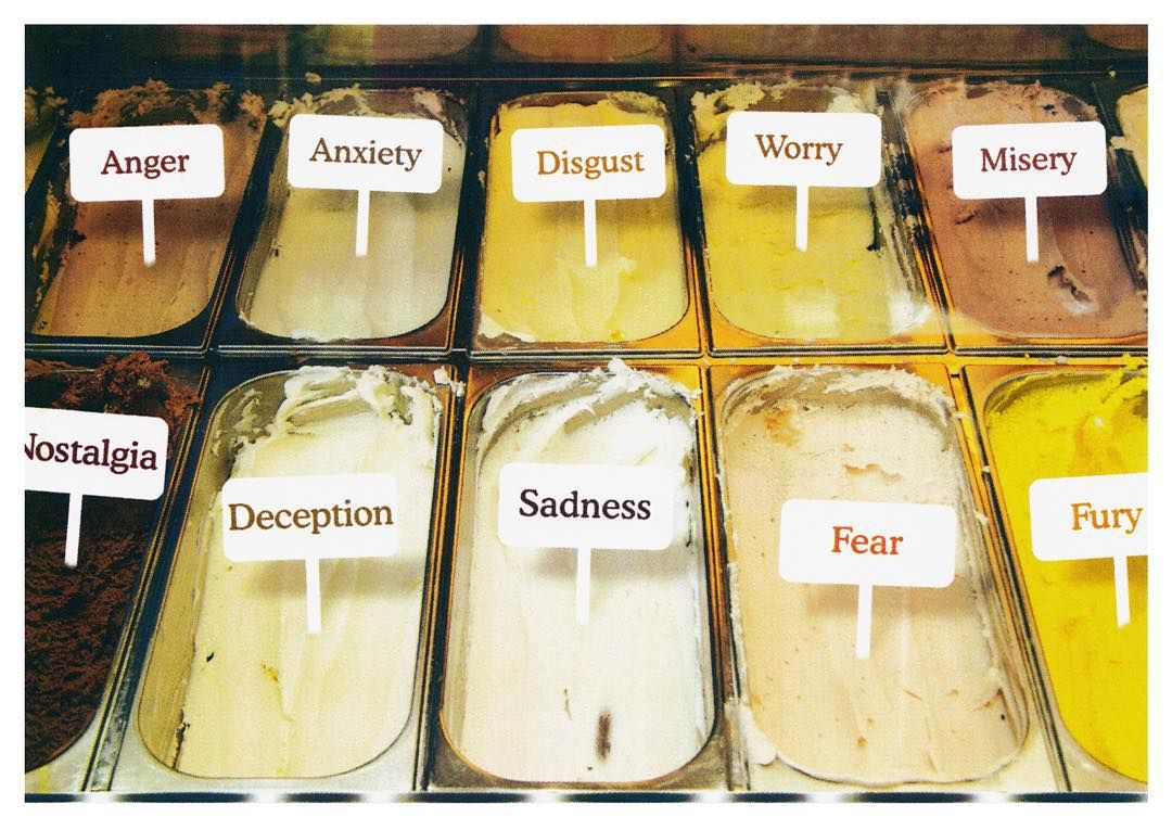 """""""Autumn Flavors #anger #anxiety #disgust #worry #misery #nostalgia #deception #sadness #fear #fury  #JavierJaen"""""""
