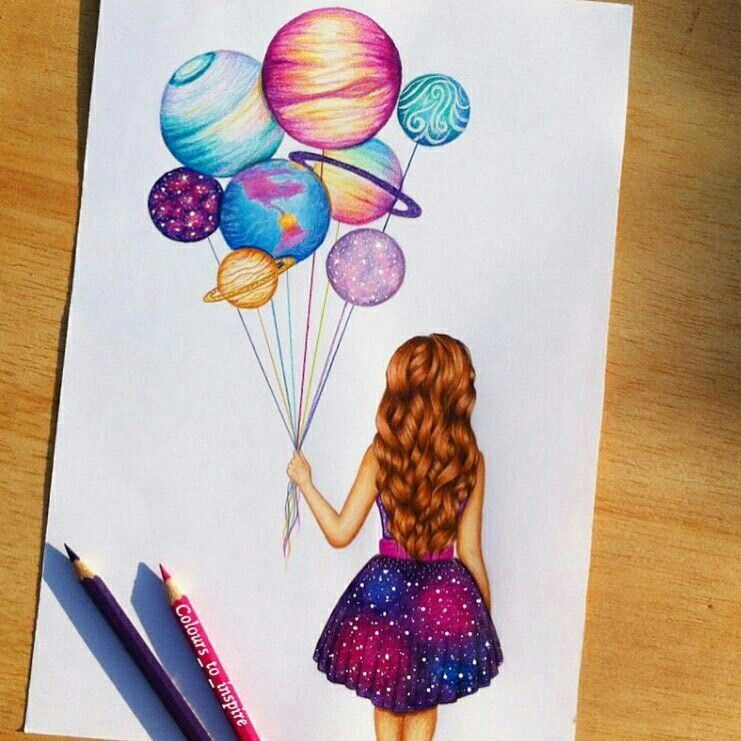 Pin By Louise Howells On Doodles Pinterest Girls Galaxies And Much