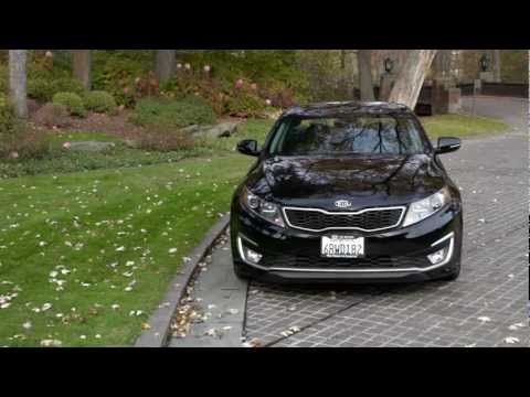 A Review Of The 2011 Kia Optima Hybrid From A Consumers Perspective.  LotProu0027s Editor Of Automotive Content, Steve Cypher Test Drives And Reviews  The New ...