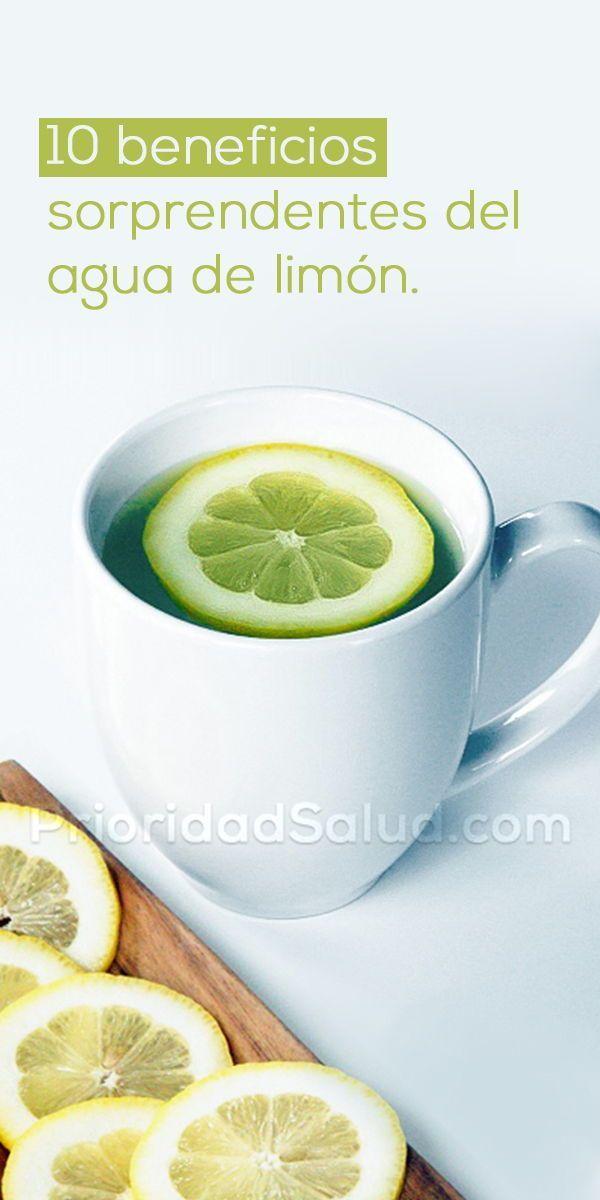 Propiedades del limon para bajar de peso