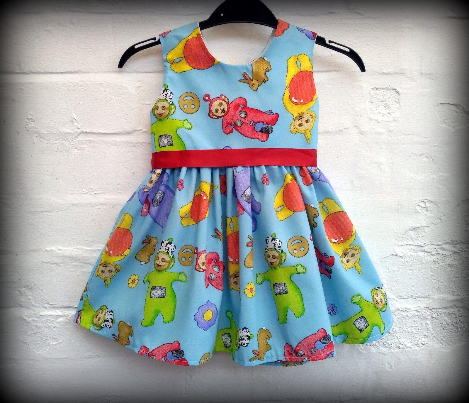 Teletubbies dress, smash cake dress,first birthday dress,party dress ...