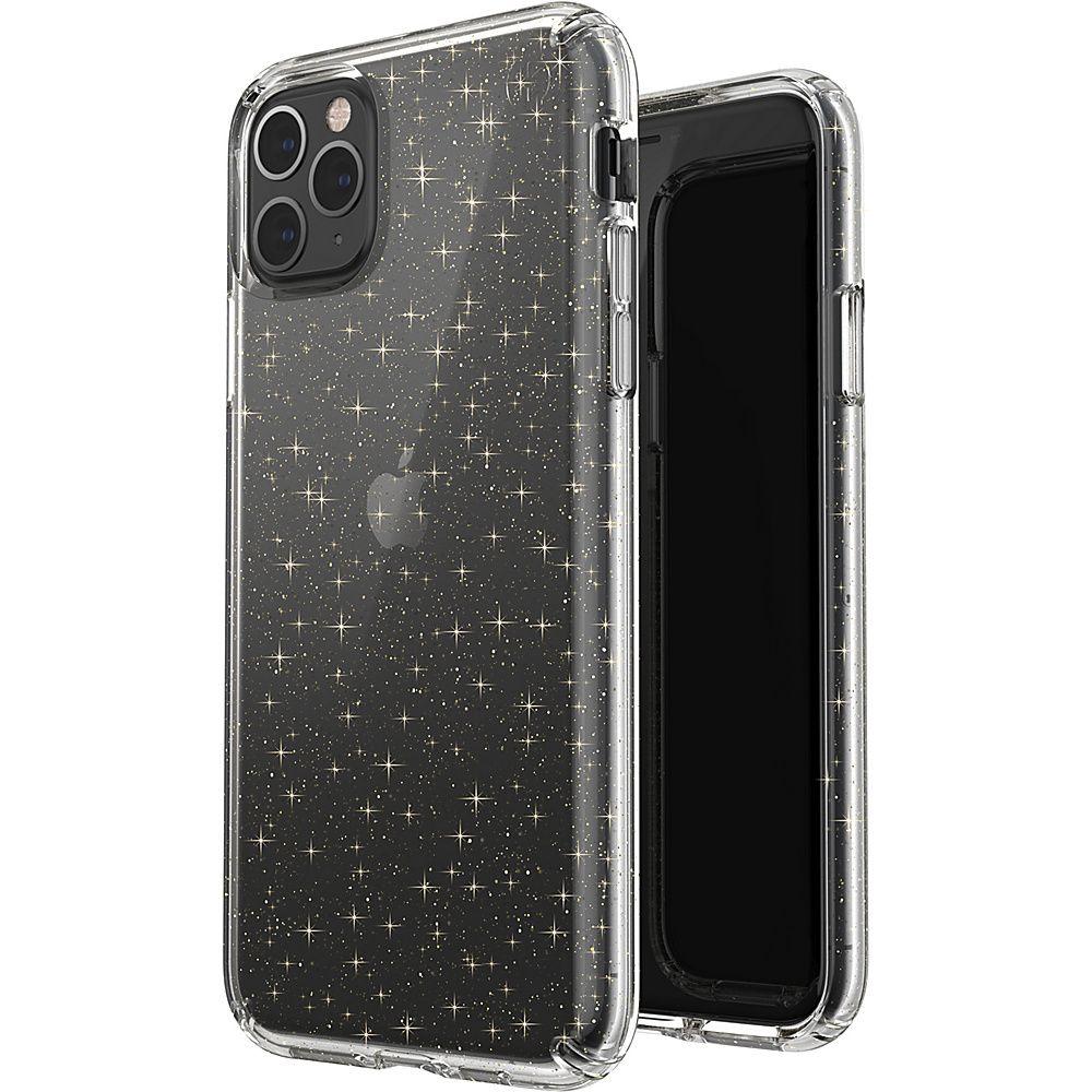 Speck Iphone 11 Pro Max Presidio Clear Glitter Ebags Com Glitter Iphone Case Iphone 11 Pretty Phone Cases