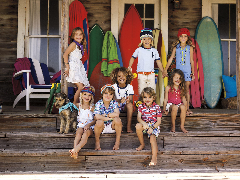 Ralph Lauren Childrenswear Spring 2012   Ralph Lauren Kids   Kids ... 6b49218426c