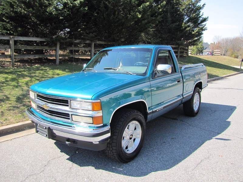Chevrolet C K Pickup 1500 Z71 Chevy Trucks Silverado Chevrolet Chevrolet Pickup