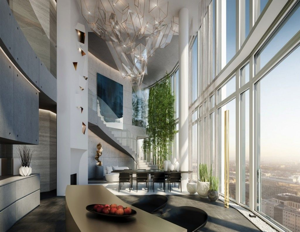 1. South Bank Tower Penthouse, London