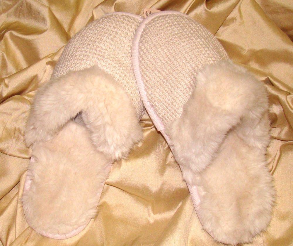 Victoria S Secret Flat 0 To Women Slippers