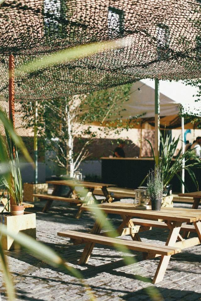 Elcuartel20 En 2019 Terrazas Restaurante Al Aire Libre Y