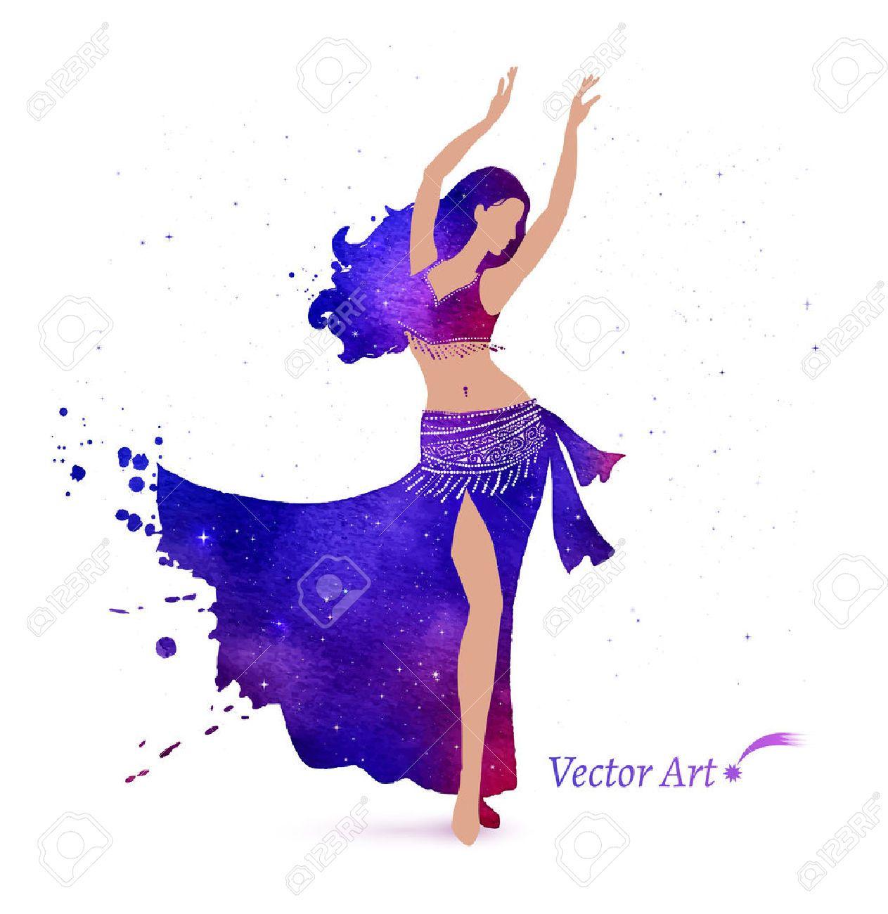 Resultat De Recherche D Images Pour Modele Aquarelle Danseuse