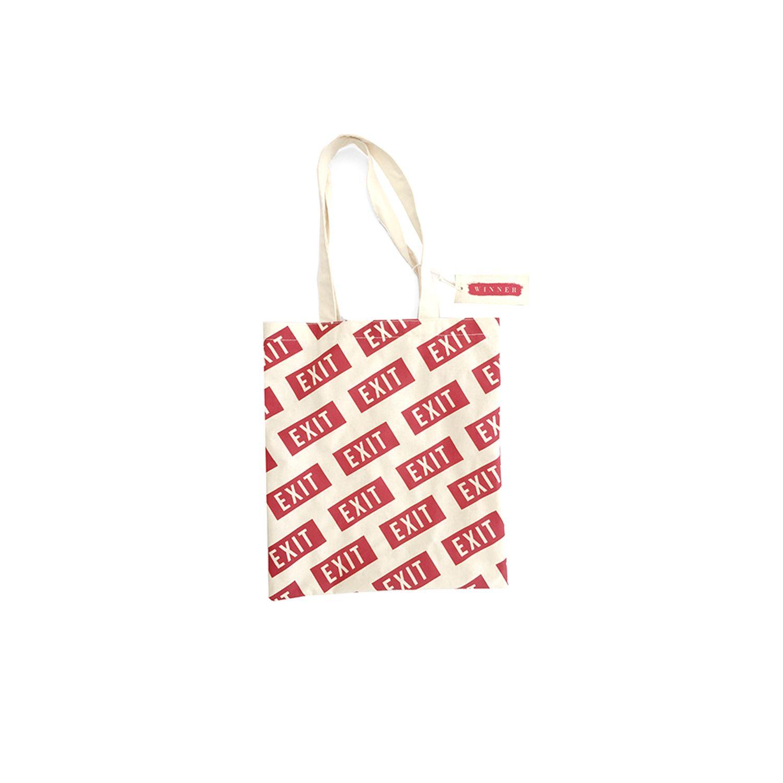Exit Winner Ecobag Bags Tote Bag Tote
