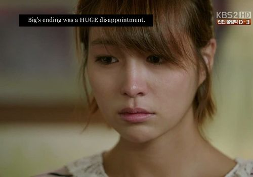 Really. Really disappointing. #kdrama