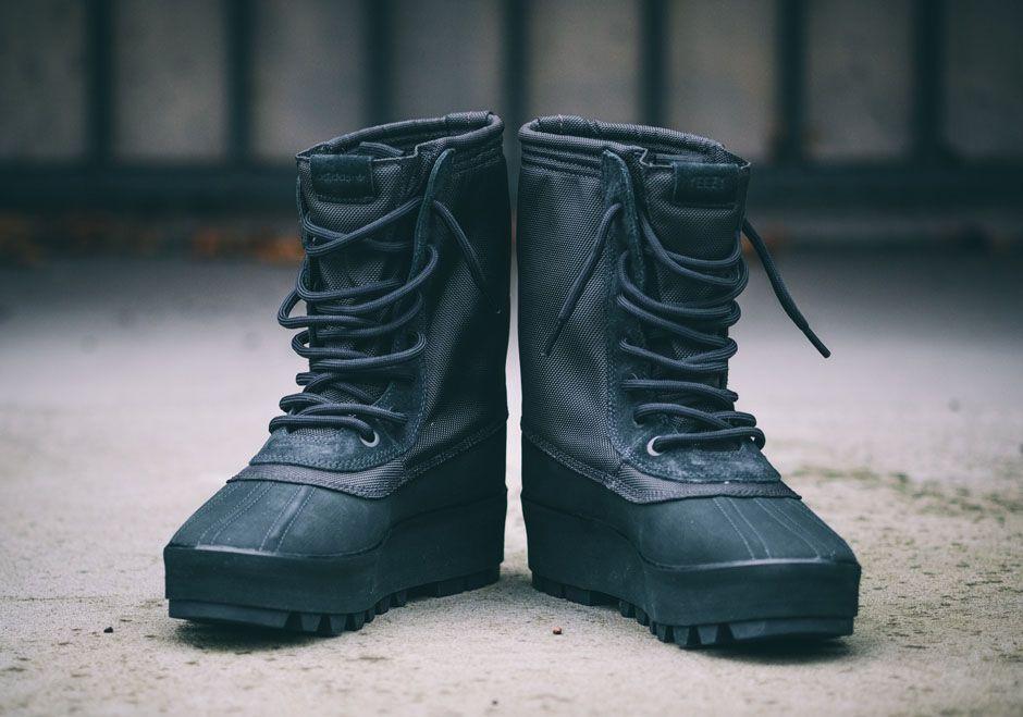 Adidas Yeezy Boots