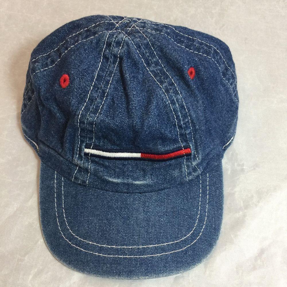 Details About Vtg Tommy Hilfiger Hat Cap Infant Toddler