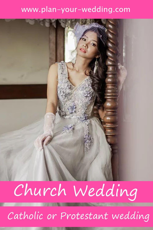 Church Wedding Catholic or Protestant wedding in 2020