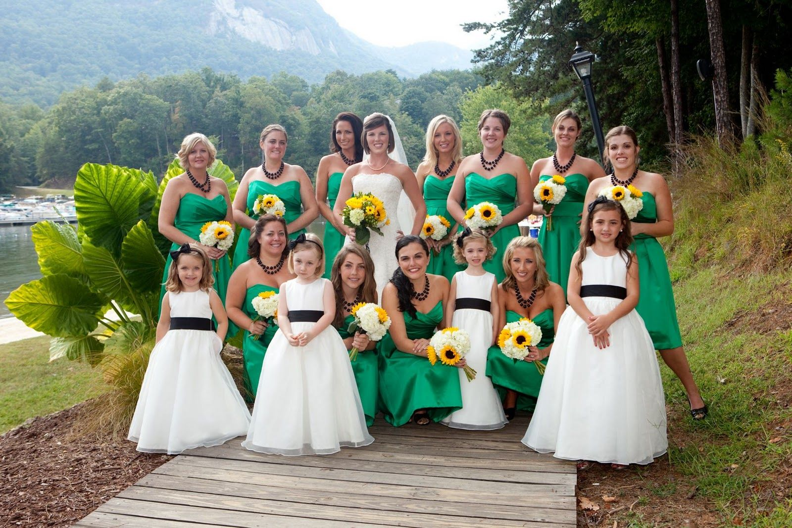 Pix for kelly green wedding wedding bridesmaids pinterest pix for kelly green wedding ombrellifo Image collections