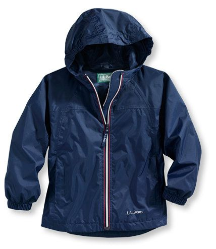 Infants' and Toddlers' Discovery Rain Jacket. Real rain jacket for ...