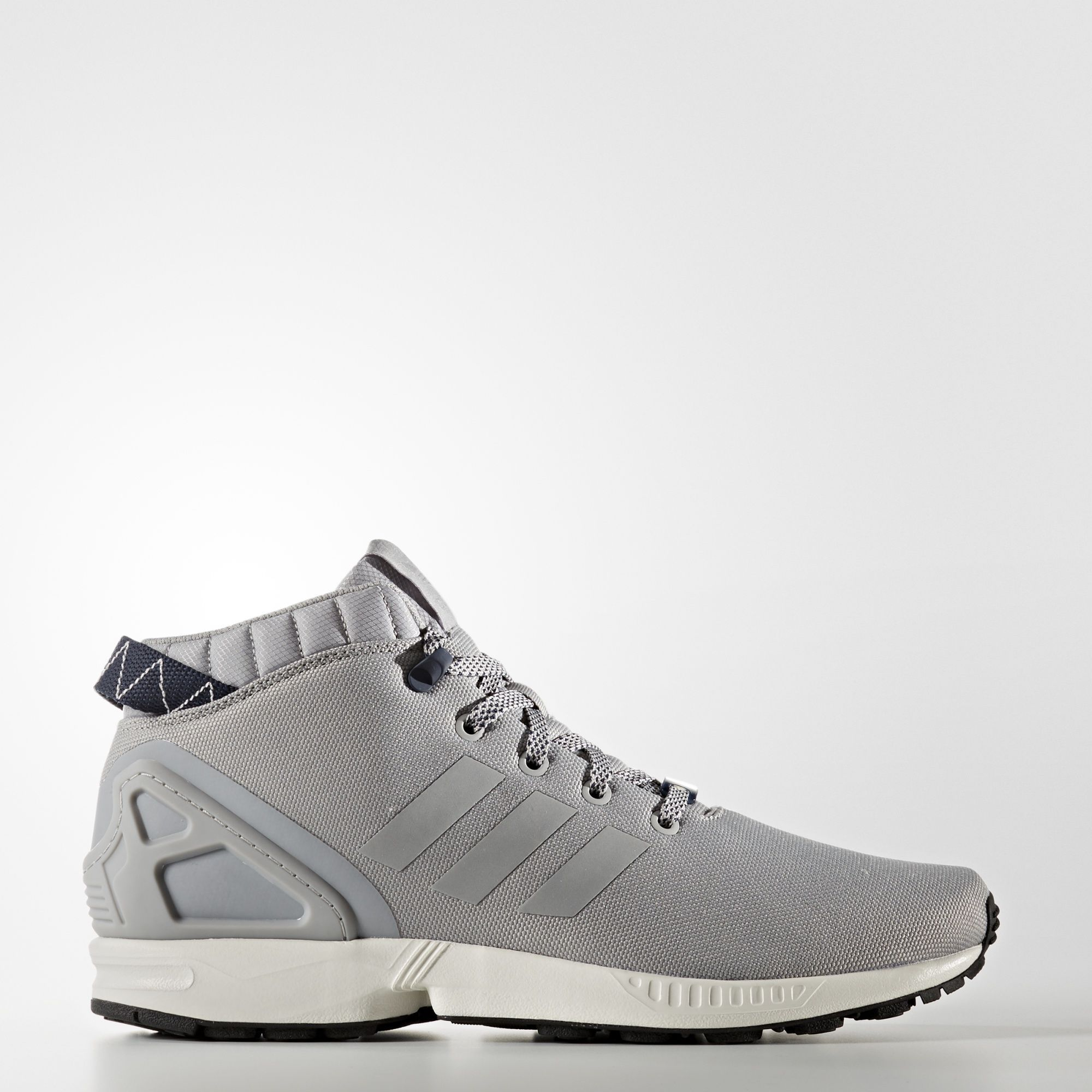 96bb82673 adidas - ZX Flux 5 8 Shoes Mgh Solid Grey £56