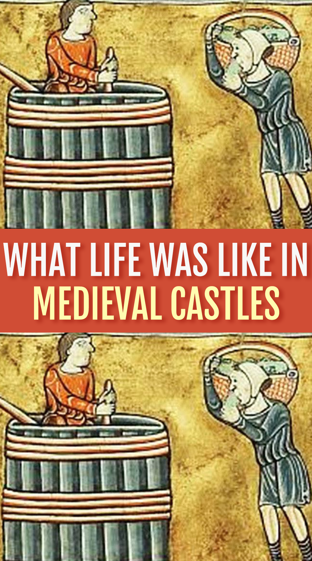 What Life Was Like In Medieval Castles in 2020 Medieval