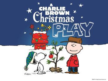 When Is Charlie Brown Christmas On.A Charlie Brown Christmas Play Charlie Brown Christmas