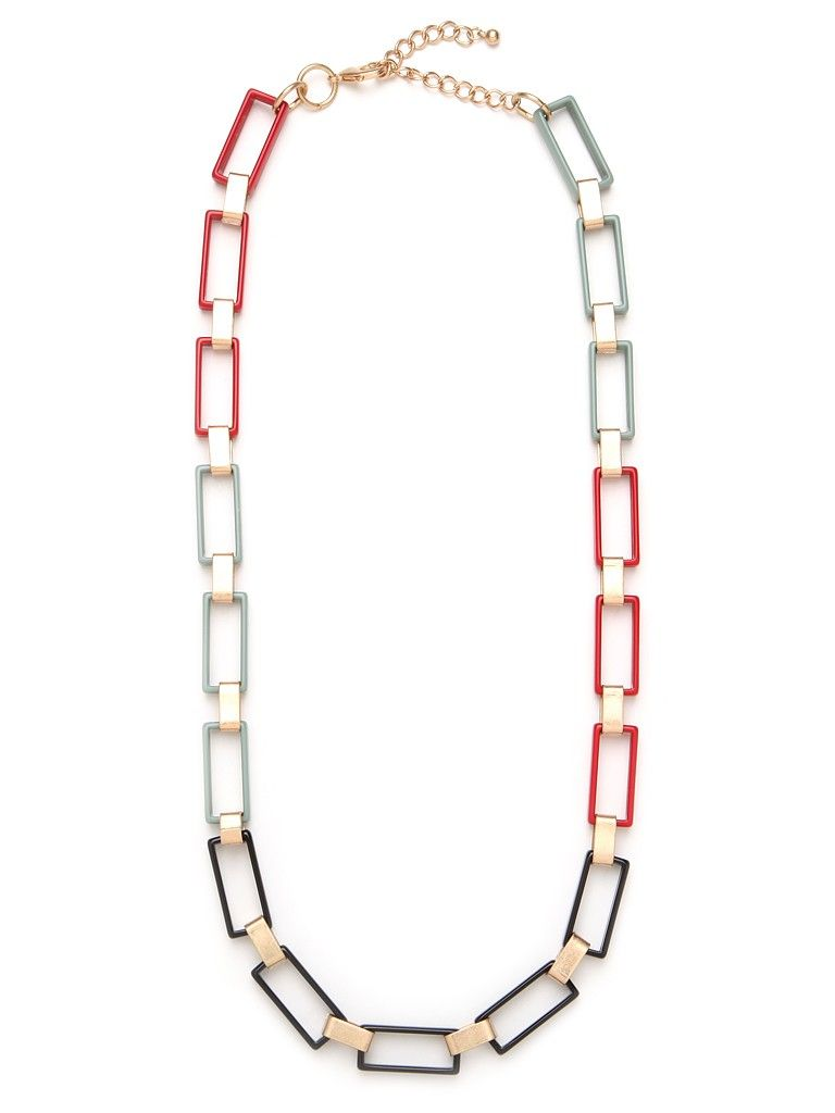 Our NY Block Strand.  Inspired by the Museum of Modern art... we love the arty and graphic vibe!