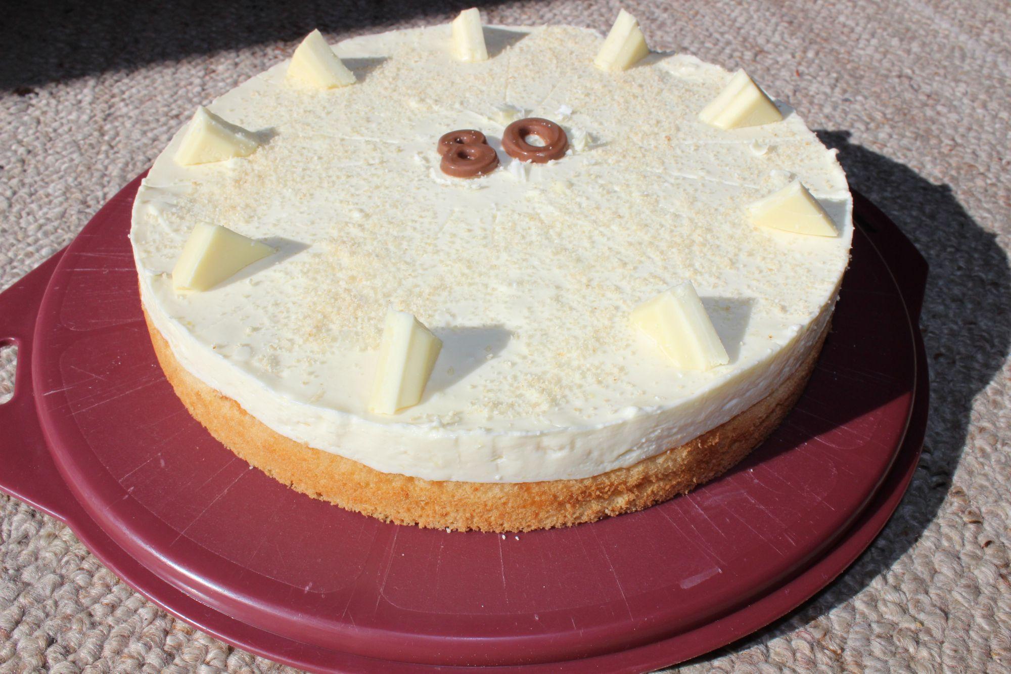 Nachgebacken Zitronen Buttermilchtorte Von Backenmachtgluecklich De Kuchen Und Torten Torten Beste Kuchen