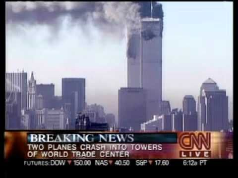 9 11 As It Happened First Reports And Second Crash From Multiple