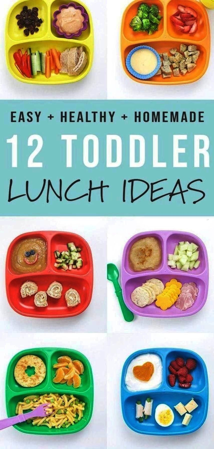 Lunches are healthy, fruit and veggie packed, balanced meals that will be devoured by your toddler