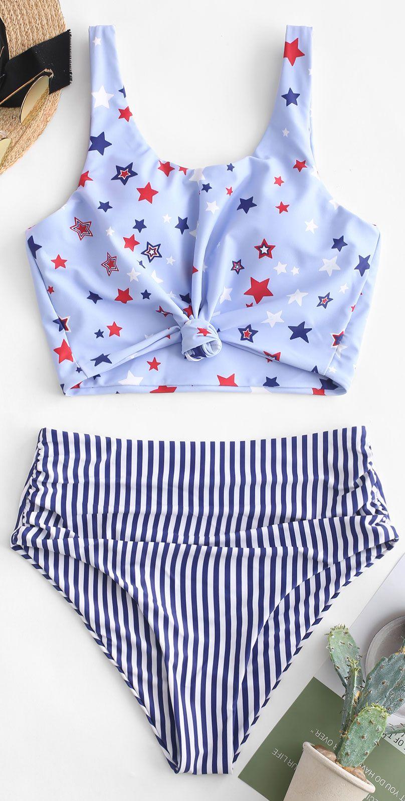 Style Fashion Swimwear Type Tankini Gender For Women