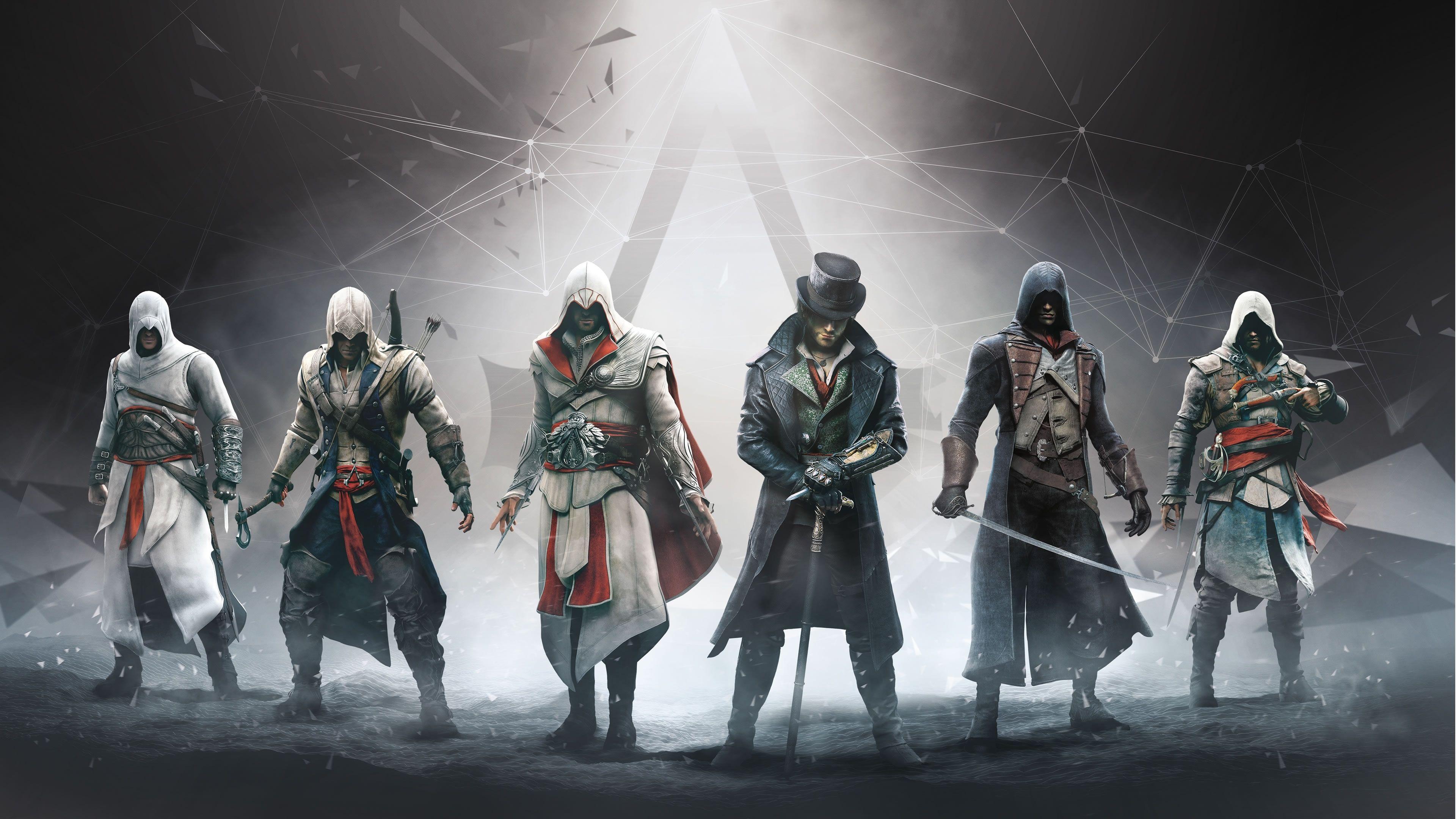 10 Best Assassin Creed Wallpaper All Assassins Full Hd 1080p For