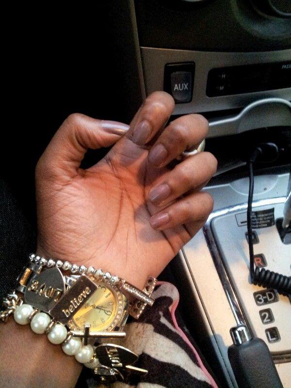 Fall Nail color for Dark Skin! | Nails/// :) | Pinterest | Fall nail ...