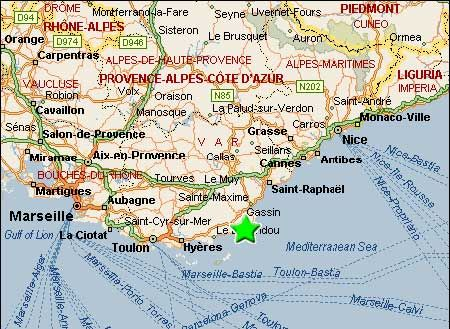 Map Of France French Riviera.French And Italian Riviera Map Home France French Riviera Cote Mer