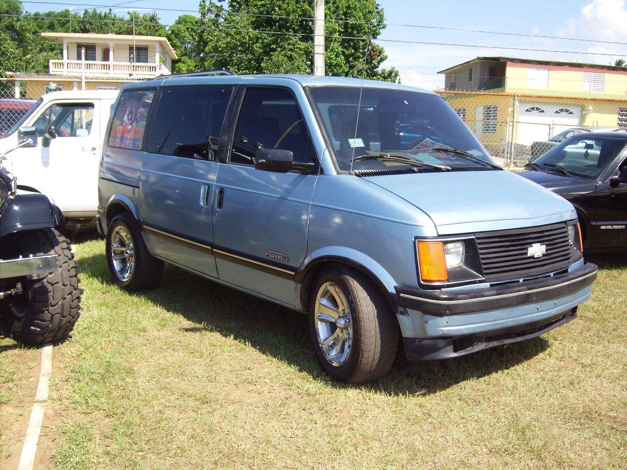 1995 chevy astro van