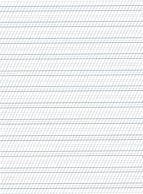 Лист в косую линейку шаблон для 1 кл