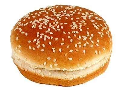 Resep Roti Burger Bun Hitam Ala Bogasari Paling Lembut