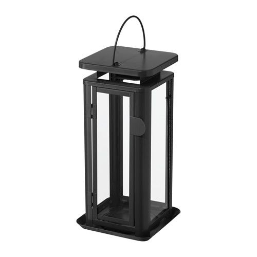 sinnesro lantern for candle indoor outdoor gray wedding lanterne ext rieur deco. Black Bedroom Furniture Sets. Home Design Ideas