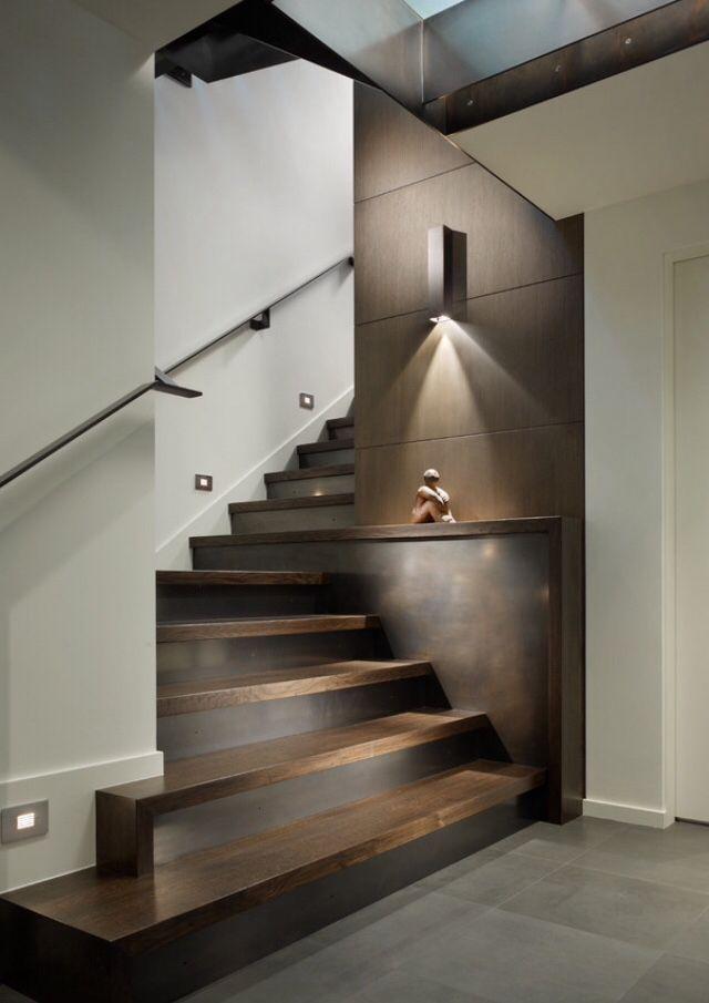 Stair details interior Pinterest Escalera, Arquitectura y