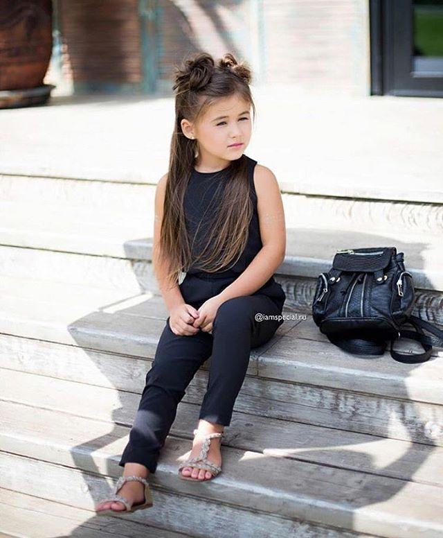 By: @iamspecial.ru #Little #Girl #Fashion #Model # ...
