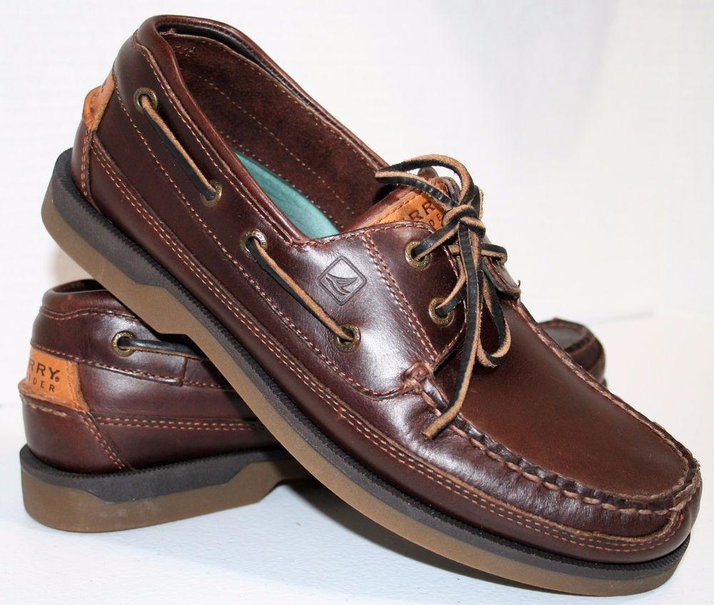 Eye Canoe Moc Boat Shoes Loafers 9M $99