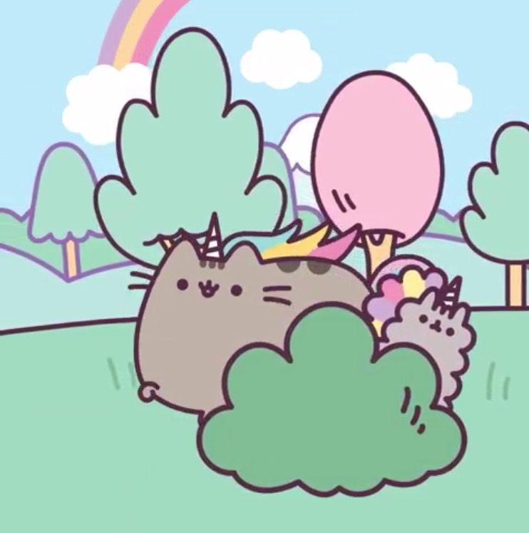 Pip The Cat Pusheen