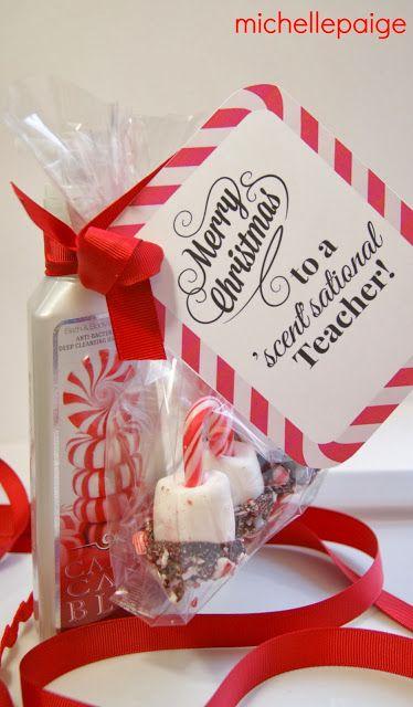 Teacher christmas gifts blog