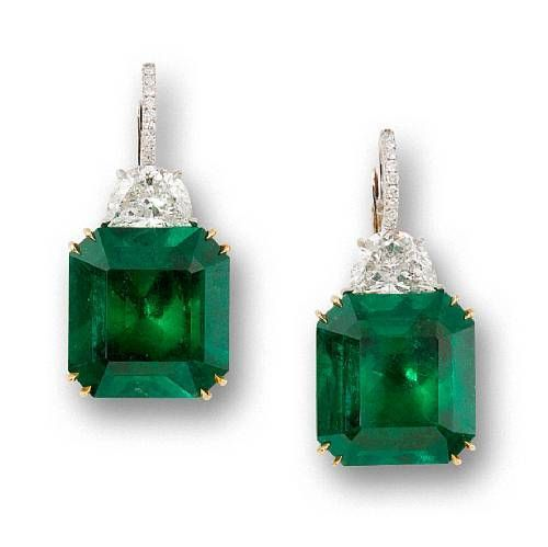 Layani Jewelry Une Nouvelle Maison De Joaillerie Diamond Earrings Emerald Cartier