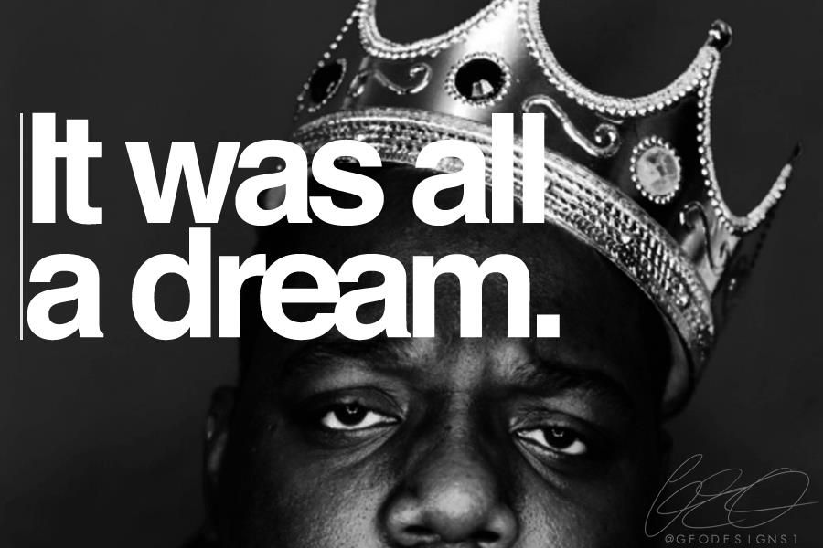 Notorious Big Musik Rap Dreamies