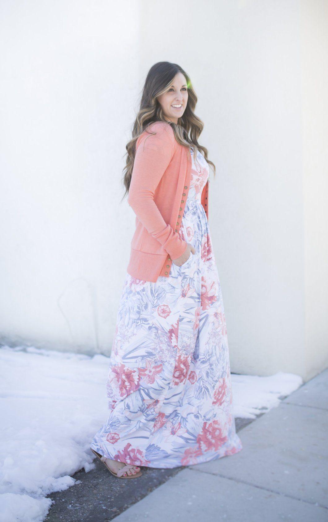 Blue And Coral Maxi Dress Https M Facebook Com Groups 320259541812300 Maxi Dress Summer Maxi Dress Floral Blue Floral Maxi Dress [ 1686 x 1060 Pixel ]