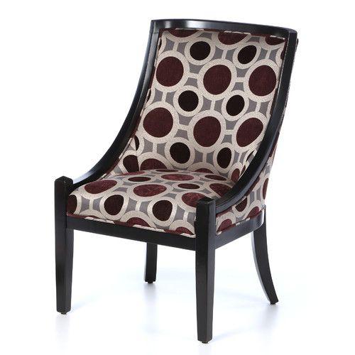Found it at AllModern - Duguay Cotton Arm Chair