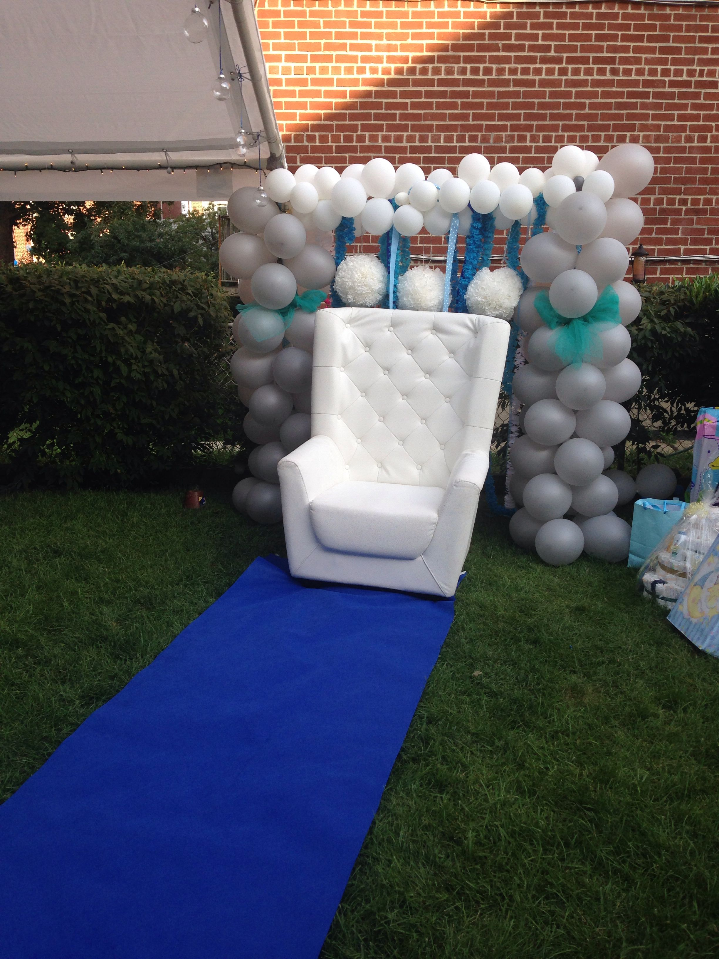 white leather baby shower chair prince themed white leather mom to be chair with royal 21972 | 5ffa128a386d3e939e96dc64b40dabd3